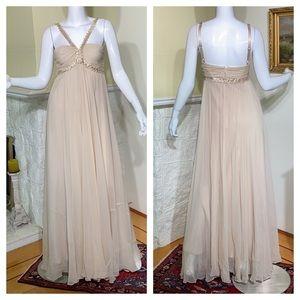 BCBG Max Azaria Silk Ball/Party/Prom Gown